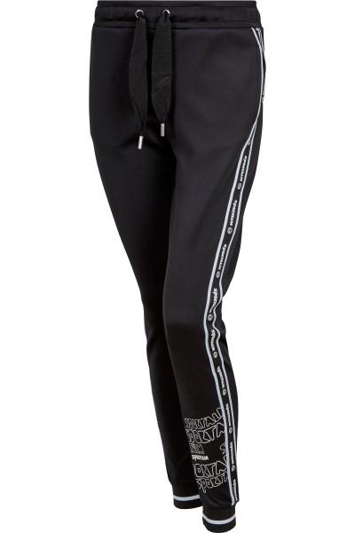 Sportive Hose mit seitlichen Galonstreifen