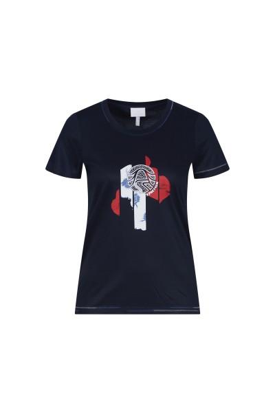 Locker luftig, leichtes T-Shirt