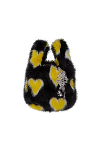 Plush bag