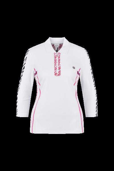 Golfshirt  in Jersey-Qualität