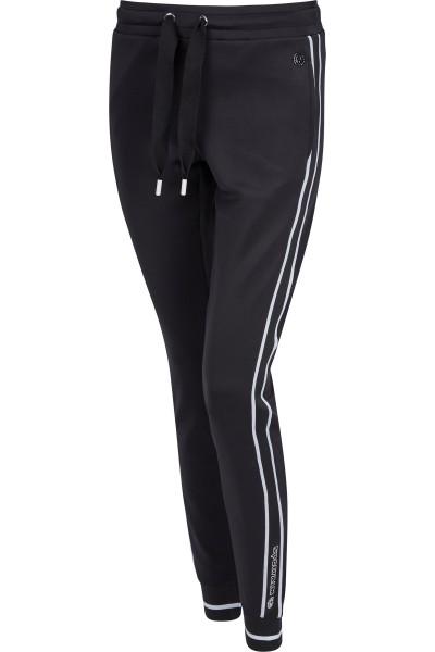 Jogginghose mit seitlichen Galonstreifen