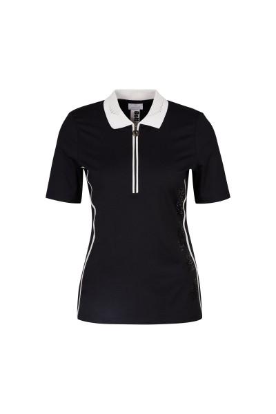 Sporty polo shirt