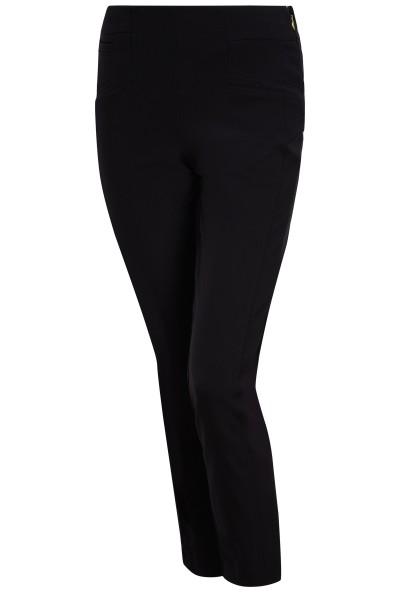 Figurbetonte Hose in klassischer Form