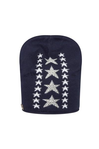 Soft yarn cap