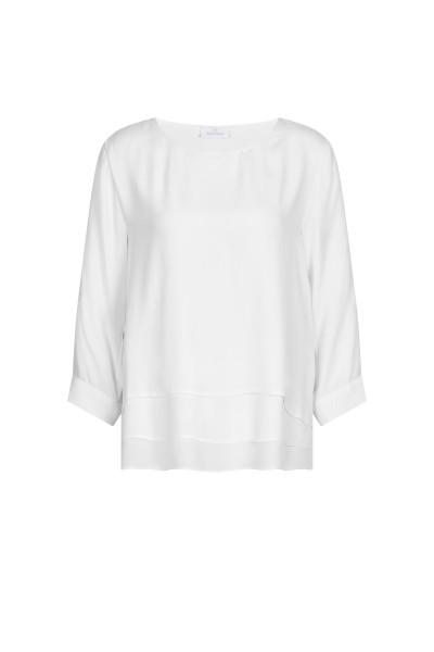 Elegante Bluse im Lagen-Look