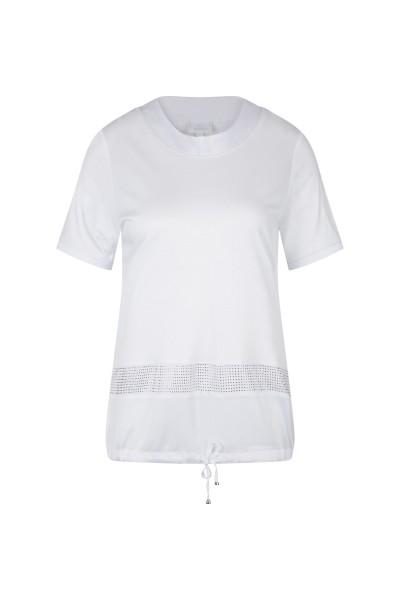 Elegantes Shirt mit Strassstein-Detail