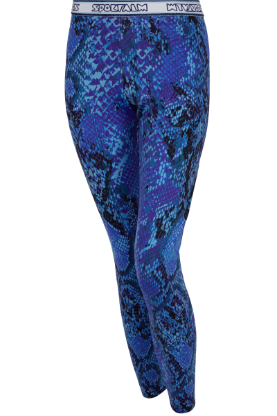 Figurumschmeichelnde Powerstretch-Leggings