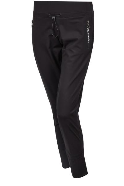 Uniform jogging pants with drawstring