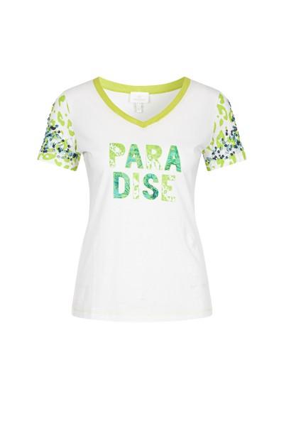 Shirt mit Paillettendetails