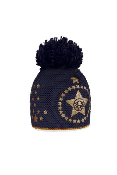Cap made from high quality yarn