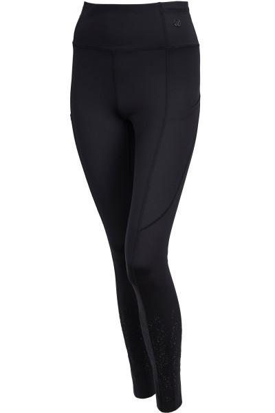 Sportliche Leggings mit hoher Taillie