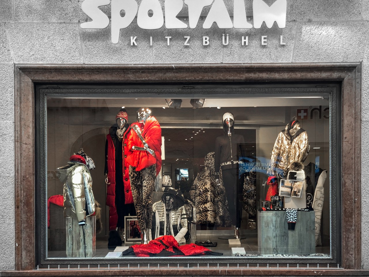 Shoperöffnung Salzburg