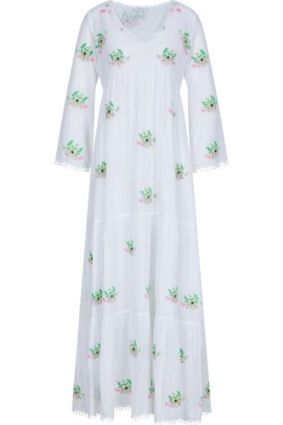 Florales Kleid im Boho-Look