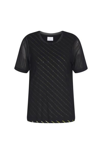 Shirt im Lagenlook