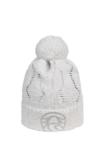 Mütze mit Glitzersteinchen