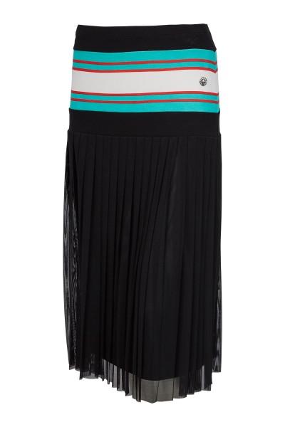 Fashionable tulle skirt