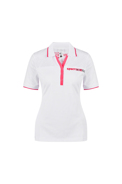 Golf shirt in classic piquee quality