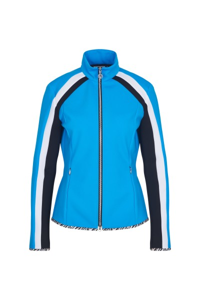 Sporty waisted jacket