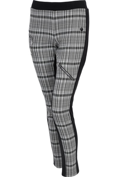 Pants with Galon stripes