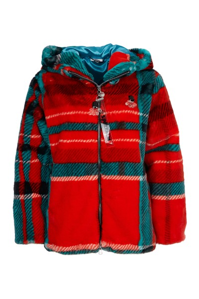 Farbenfrohe Farbenfrohe Plüschjacke Farbenfrohe Plüschjacke Farbenfrohe Plüschjacke Plüschjacke Farbenfrohe S3cRq54AjL