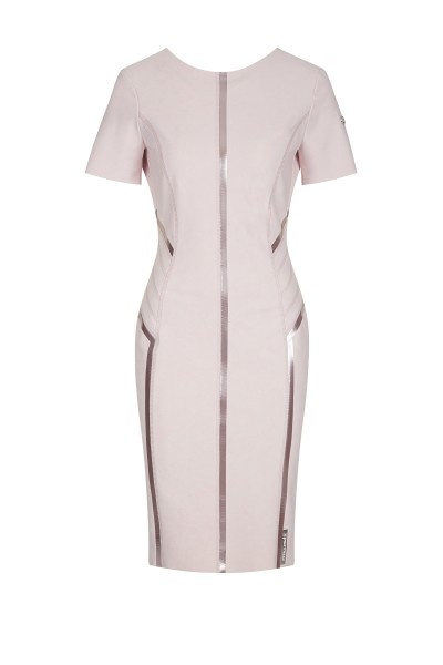 Dress in noble stretch quality
