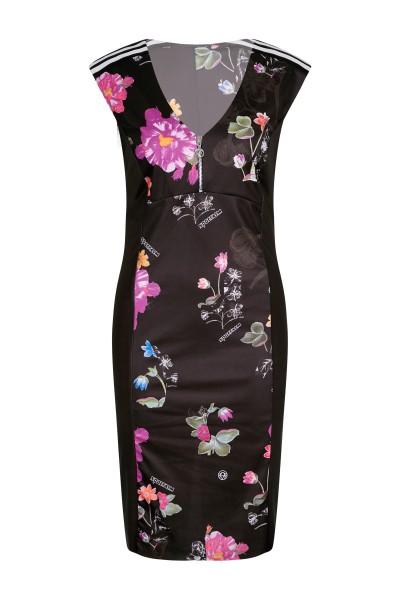 Dress in allover print
