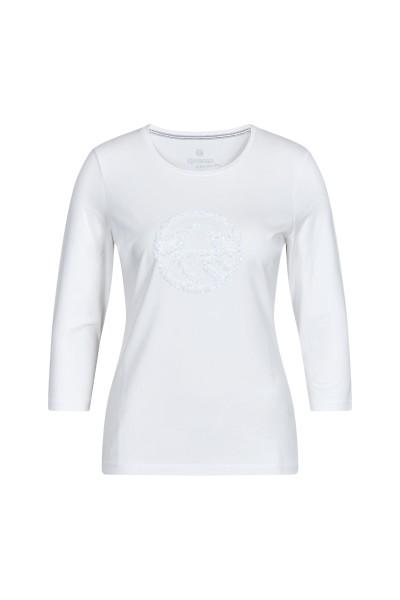 Shirt as a glittering eye-catcher