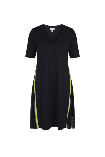 T-Shirt Kleid in A-Linie