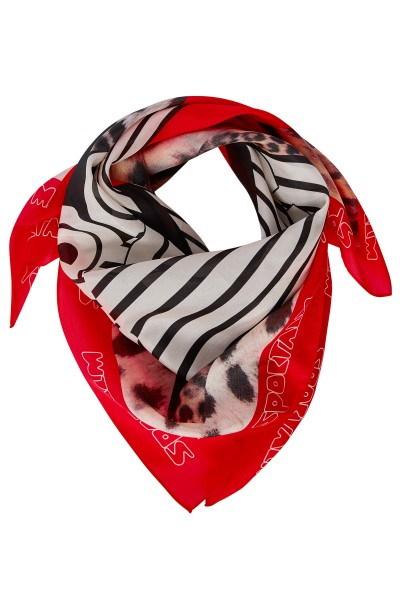 High quality silk scarf