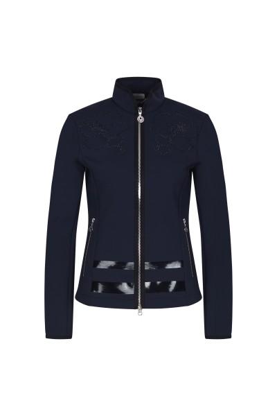 Jerseyjacke aus Powerstretch-Qualität