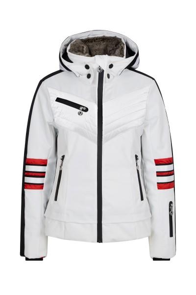 Sporty ski jacket