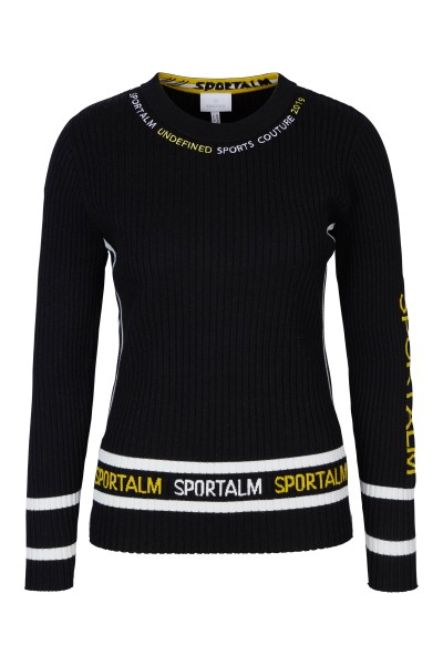 High quality knit sweater