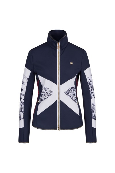 Sporty Sweat Jacket