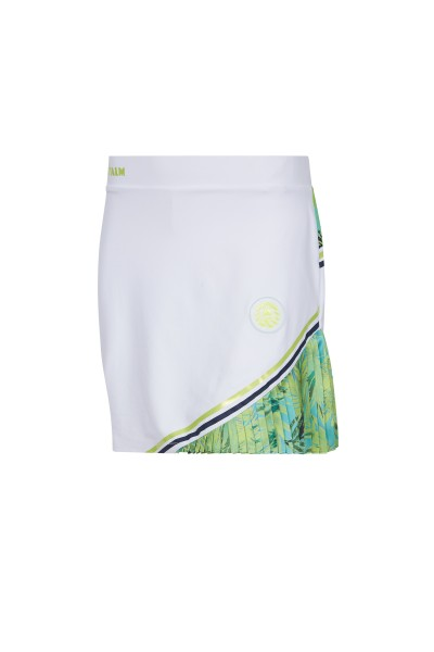 Golf Skirt with Palm Detail