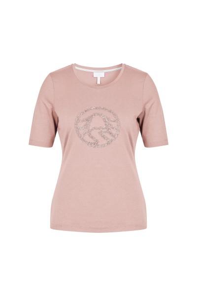Shirt as glittering eye-catcher