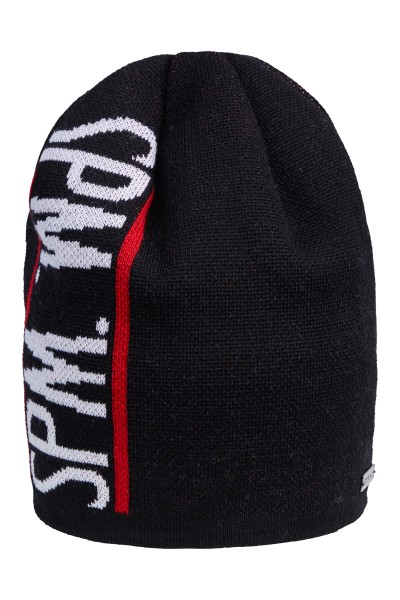 Hat with lettering