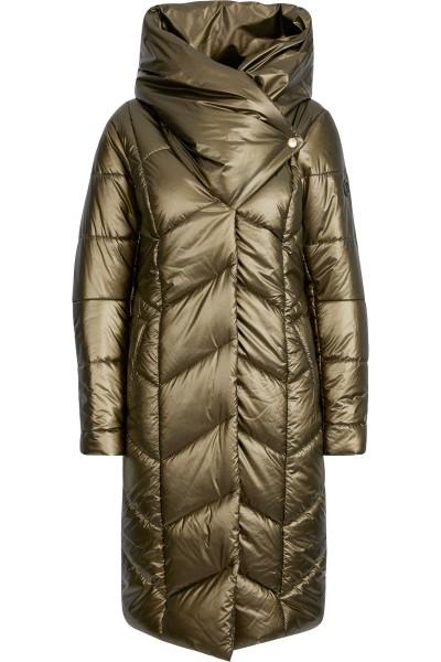 Cuddly coat