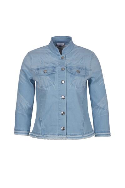 Fashionable denim jacket