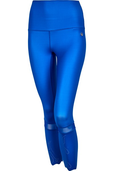 Superathletic Leggings mit Mesheinsätzen