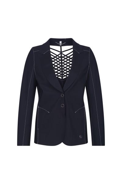 Sporty elegant blazer