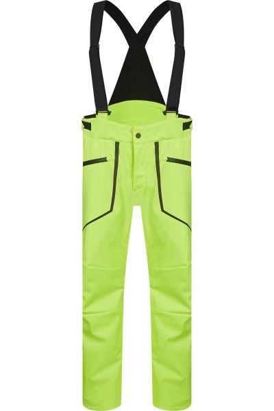 Sportive Skihose mit Hosenträgern