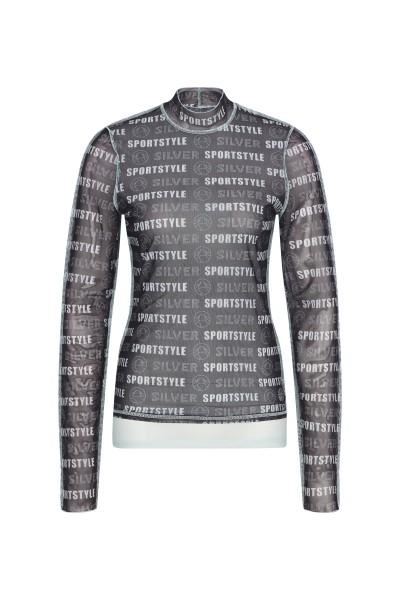 Shirt in layerlook
