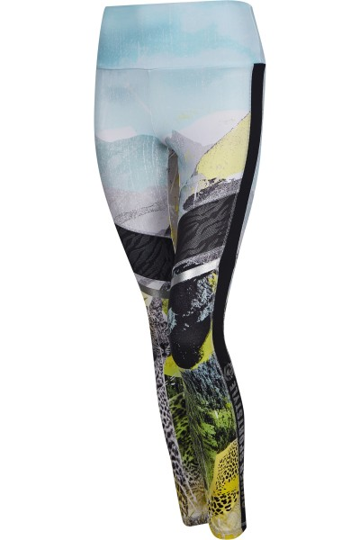 Legging im Allover-Print