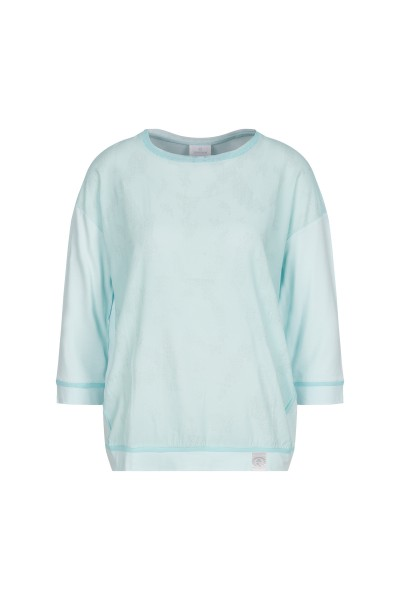 Weites Jersey-Shirt