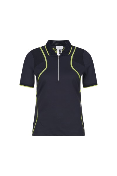 Sporty polo shirt