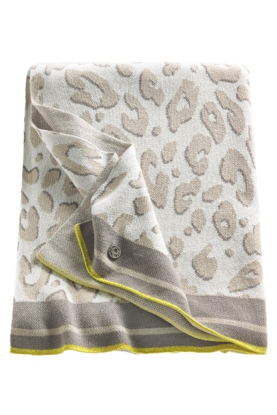 Cosy blanket in all over print