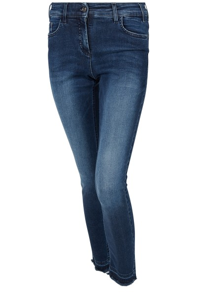 Figurbetonte Five-Pocket Jeans