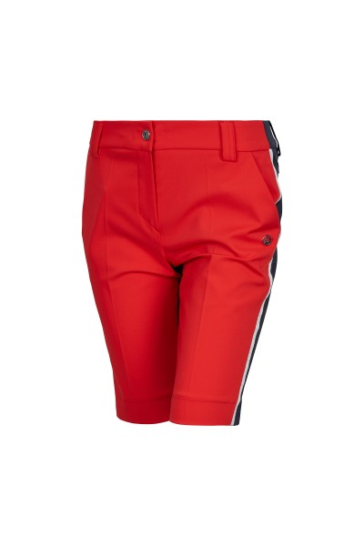 Bermudahose im Colourblock