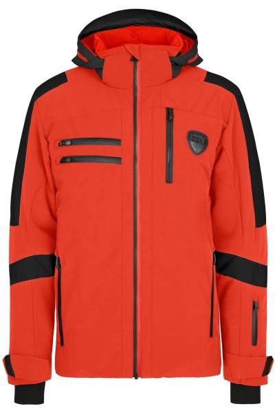 Ski jacket in 4 way stretch